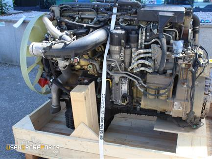 MOTOR MERCEDES ACTROS MP4 OM471900 OM471900