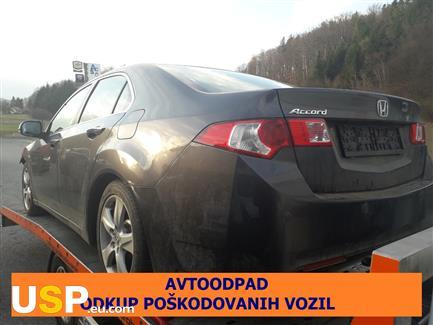 Honda Accord 16176RL0G01